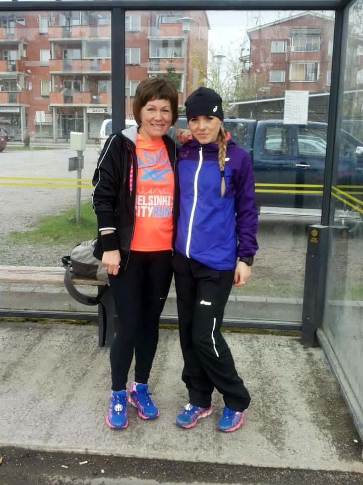 , Helsinki City Run 2014, Täppsportlased