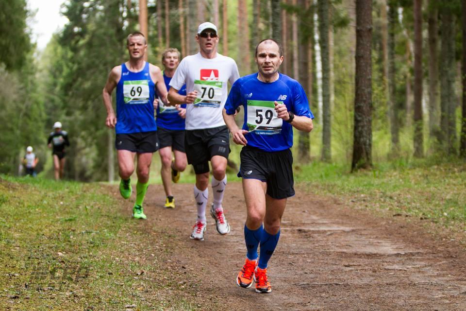 , Tartu Jooksumaraton 2014, Täppsportlased