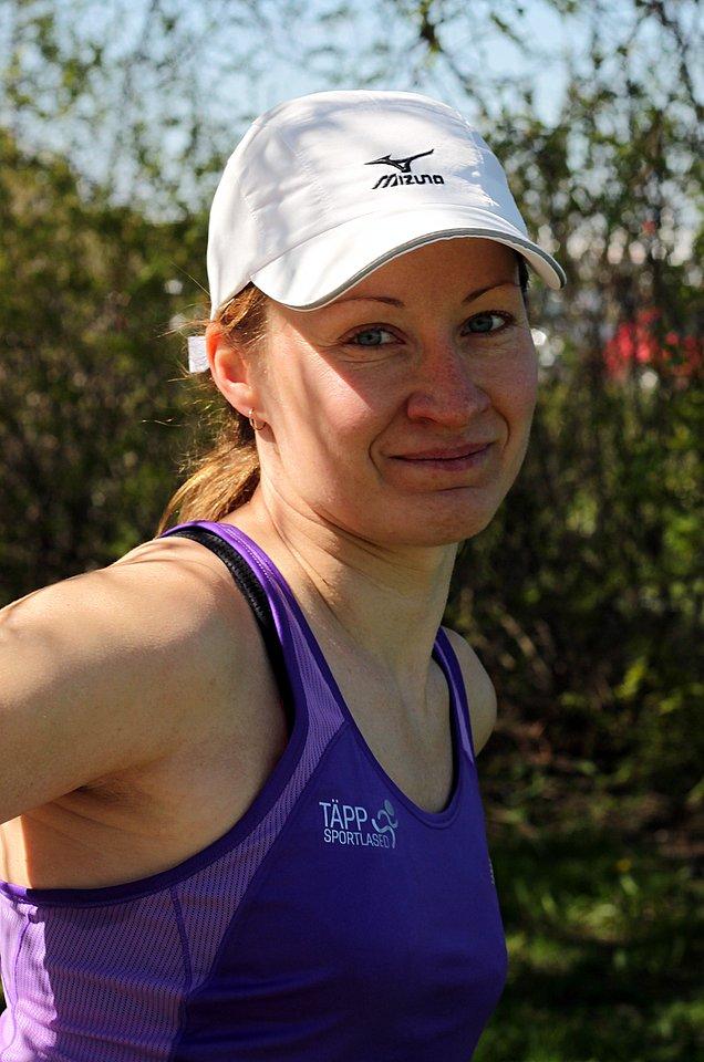 , Hiiumaa maraton 2014, Täppsportlased