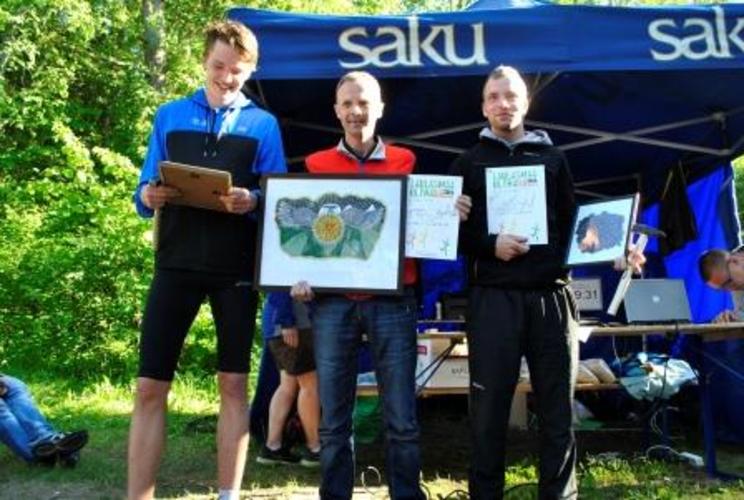 , Laulasmaa Ultra 2014, Täppsportlased
