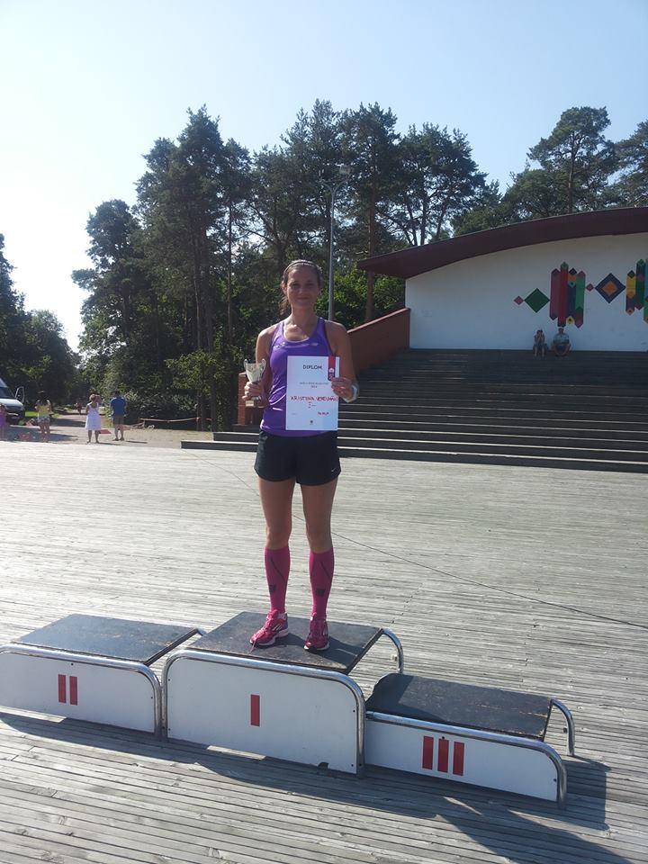 , Keila poolmaraton 2014, Täppsportlased