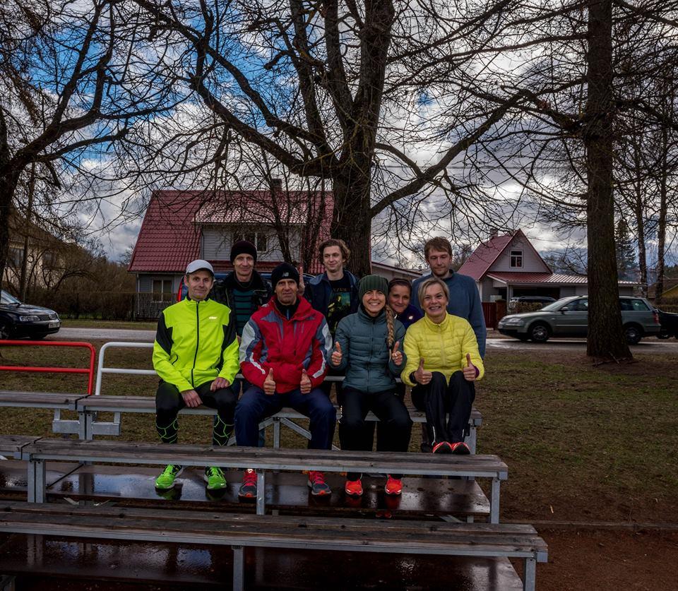 , Eesti murdmaajooksu MV 2016, Täppsportlased