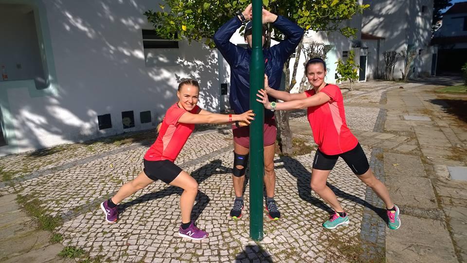 , Lõunalaager 2016 Portugalis, Täppsportlased