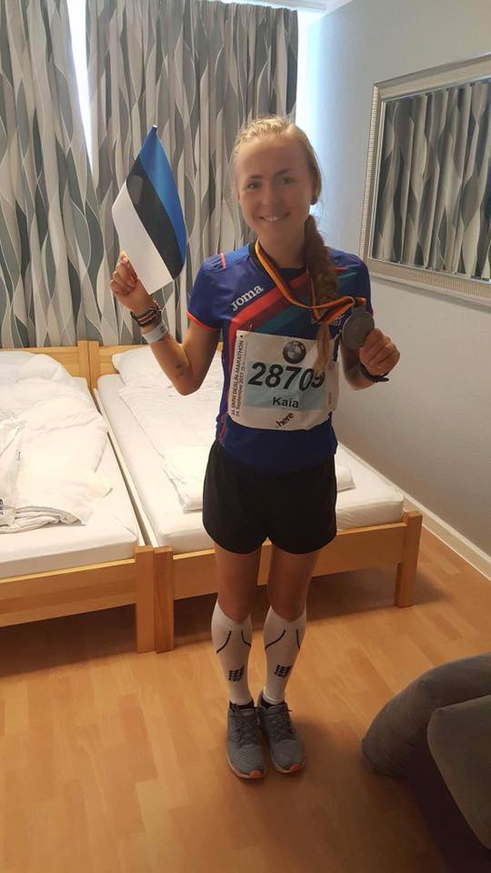 , Berliini maraton ja naiste tippmargid, Täppsportlased