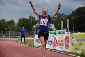 , Augustikuu ja septembri esimese nädalavahetuse võistlemistest, Täppsportlased