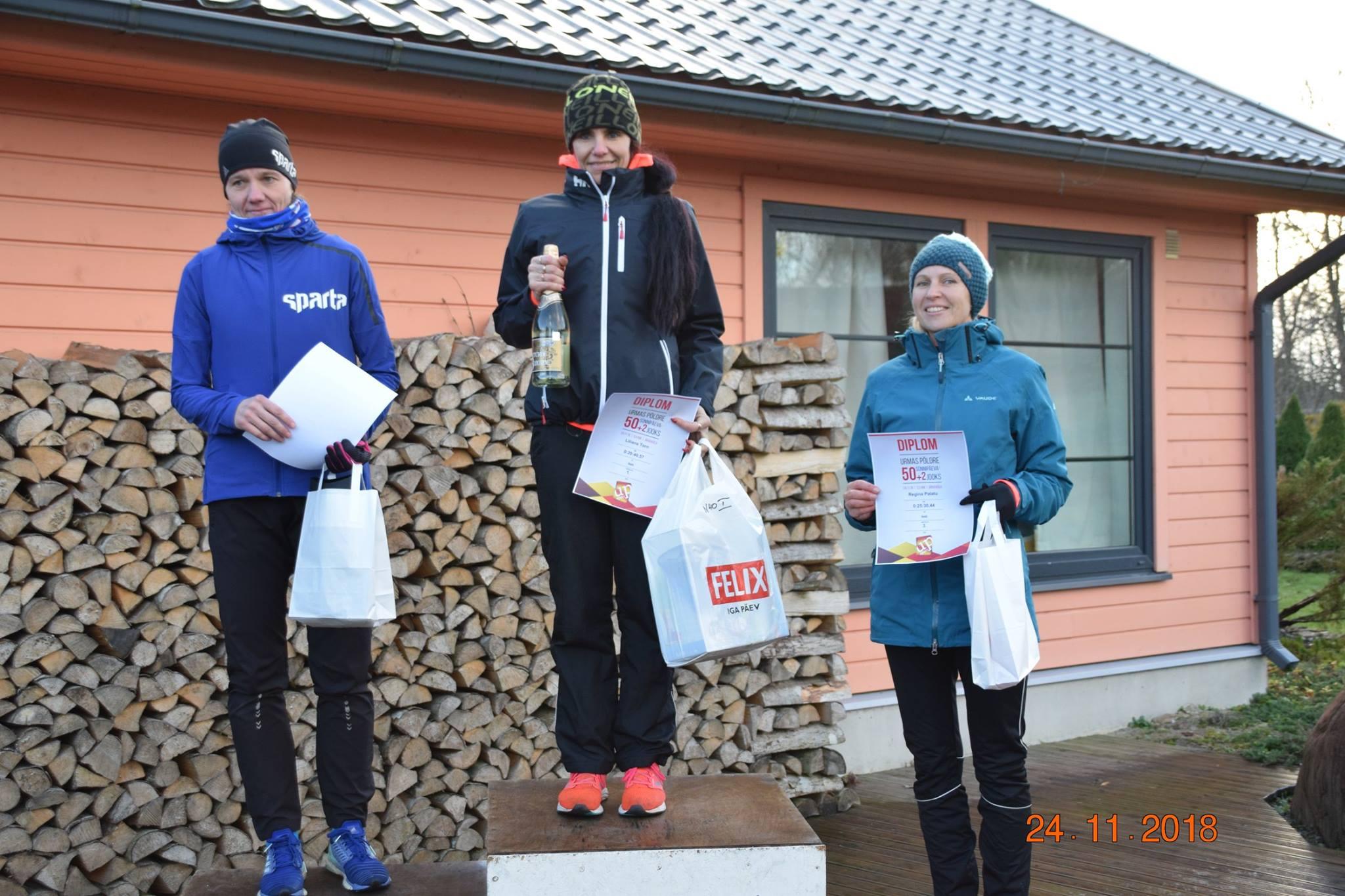 , Kadrijooks ja Urmas Põldre sünnipäeva jooks, Täppsportlased