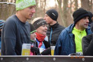 , Vana-aasta jooks, Täppsportlased