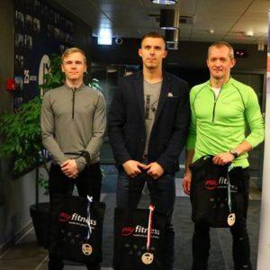 , Trepijooks, Aktia cup, U23 MV ja veel kord üks trepijooks, Täppsportlased