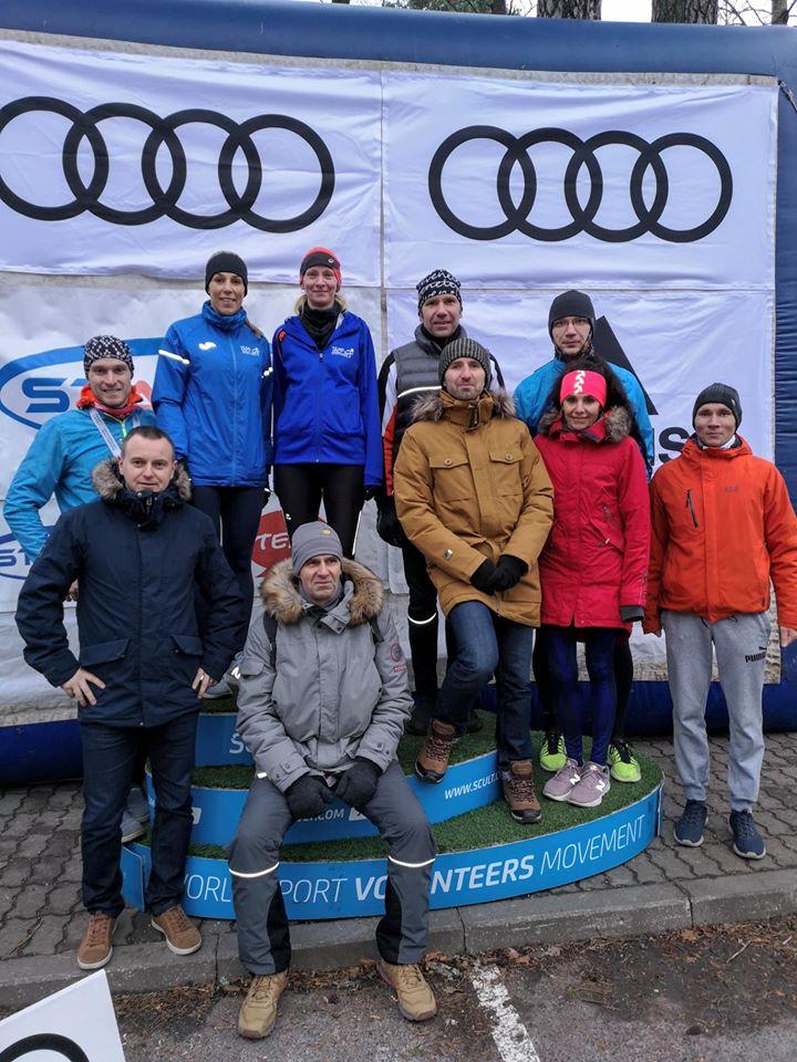 , Aasta viimased võistlemised, Täppsportlased